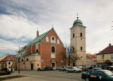 Kościół Farny pw. św. Stanisława i św. Wojciecha