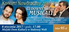 Koncert Noworoczny w Stalowej Woli