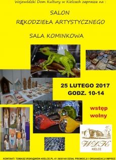 25 lutego w WDK odbędzie się pierwsza edycja Salonu Rękodzieła Artystycznego