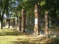 Cmentarz kanoników we Fromborku