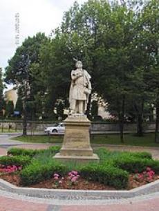 Pomnik Adama Mickiewicza w Wieliczce