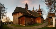 Kościół Narodzenia Najświętszej Maryi Panny w Krzęcinie