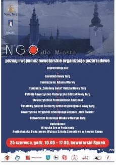 NGO dla miasta, czyli poznaj i wspomóż nowotarskie organizacje pozarządowe