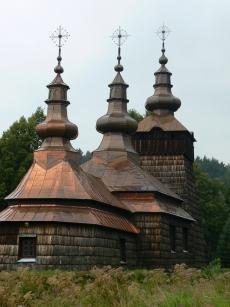 Cerkiew pw. św. Dymitra w Szczawniku
