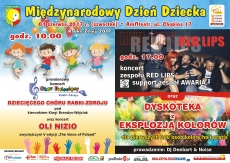 Dzień Dziecka w Rabce-Zdroju