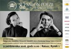 82 salon poezji w Nowym Targu