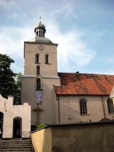 Kościół pw. św. Wojciecha w Lidzbarku
