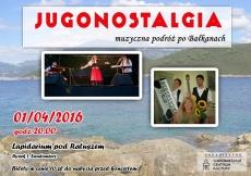 Koncert zespołu Jugonostalgia
