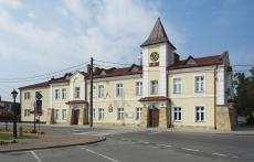 Ratusz w Baranowie Sandomierskim