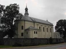 Kościół św. Józefa w Muszynie