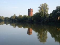 Wieża ciśnień w Brzegu