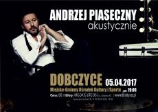 Koncert Andrzeja Piasecznego