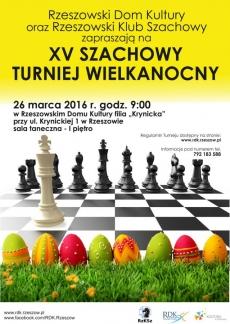 XV Szachowy Turniej Wielkanocny