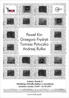 Wystawa malarstwa i grafiki pedagogów rzeszowskiego i jarosławskiego Plastyka