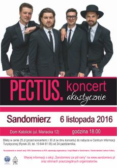 Koncert Pectus