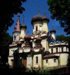 Cerkiew prawosławna pw. Zaśnięcia NMP