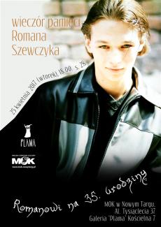 Wieczór pamięci Romana Szewczyka