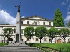 Pałac Myśliwski w Cieszanowie