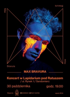 Koncert zespołu Max Bravura