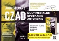Multimedialne spotkanie autorskie - Arun Milcarz - Czad
