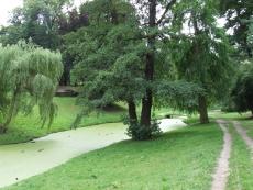 Park Chrobrego w Brzegu