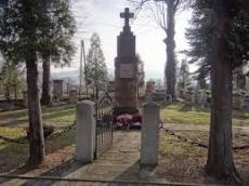 Cmentarz wojenny nr. 348 w Starym Sączu