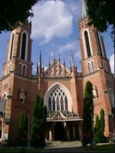 Sanktuarium Matki Bożej w Parczewie