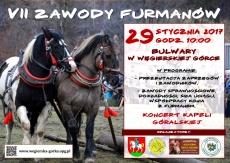 VII Zawody Furmanów - Zima 2017