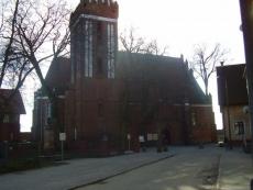 Kościół pw. św. Piotra i Pawła w Morągu