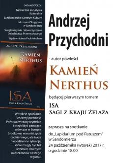 Spotkanie autorskie z dr. Andrzejem Przychodnim