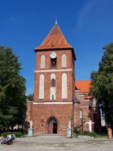 Kościół św. Jakuba Apostoła w Tolkmicku