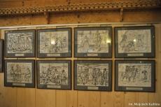 Wystawa grafik Władysława T.Tutki