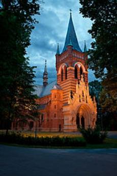 Kościół w Porębie Radlnej