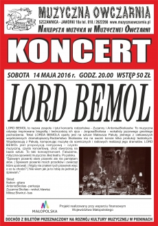 WEEKEND RODZINY SKOLIASÓW Lord Bemol