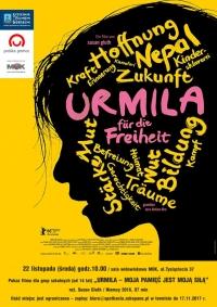 """""""Urmila – moja pamięć jest moją siłą"""""""