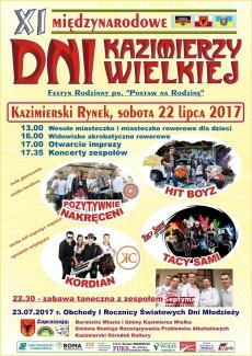 """""""XI Międzynarodowe Dni Kazimierzy Wielkiej"""""""
