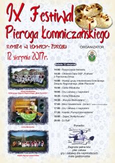 IX Festiwal Pieroga Łomniczańskiego