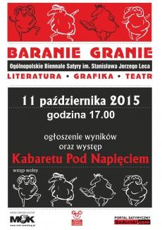 Baranie Granie - Ogólnopolskie Biennale Satyry im. St. Jerzego Leca