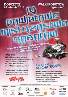 IV Powiatowe Mistrzostwa Robotów