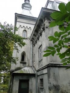 Zespół dworski w Więckowicach
