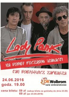 Koncert LADY PANK