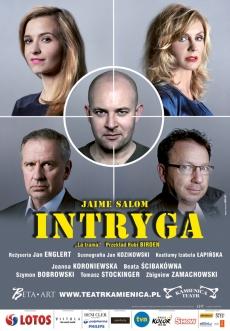 """Spektakl """"Intryga"""" – kryminał w reżyserii Jana Englerta"""