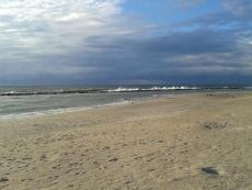 Plaże w Darłowie