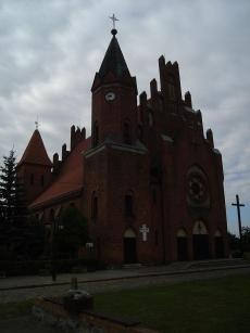 Kościół św. Bartłomieja w Miłomłynie