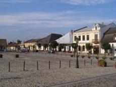 Rynek w Starym Sączu