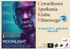 CZWARTKOWE SPOTKANIA KLUBU FILMOWEGO: MOONLIGHT
