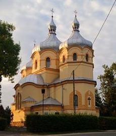 Cerkiew w Krasnej