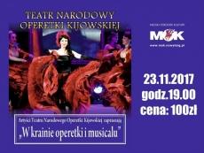 """""""W krainie operetki i musicalu"""""""