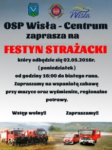 Festyn strażacki OSP Wisła Centrum