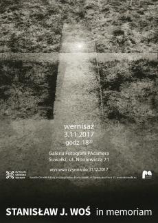 Wystawa Stanisław J. Woś in memoriam